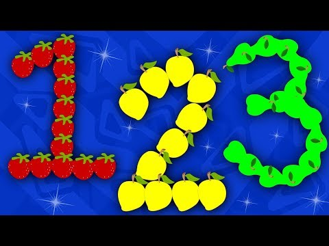 Numbers Song  Counting Numbers 123  Nursery Rhymes  Ba Songs
