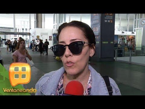 Stephanie Salas ¿molesta por la serie de Luis Miguel? | Ventaneando