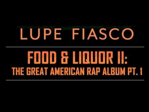 Lupe Fiasco- Strange Fruition *WITH D/L** ft Casey Benjamin *NEW*