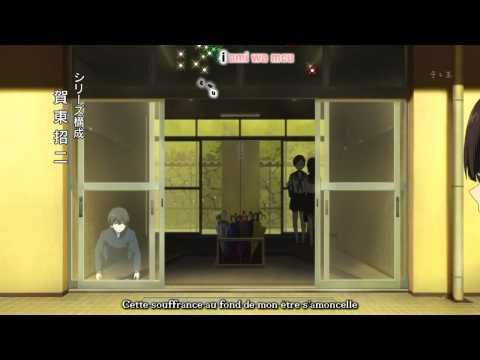 Hyouka Opening 2 with lyrics vostfr