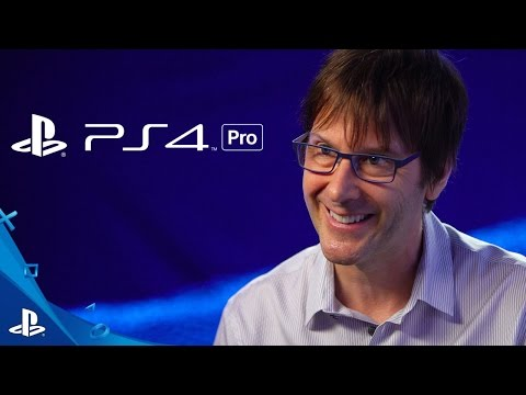 The nitty-gritty details of the PS4 Pro, according to system architect Mark Cerny