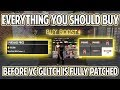 NBA 2K19 EVERYTHING TO BUY BEFORE VC GLITCH IS FULLY PATCHED! PURCHASE TEAM AND MAKE VC!