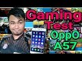 Gaming Test oppo A57 | Review indonesia