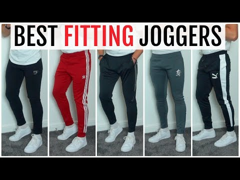 BEST FITTING JOGGERS FOR MEN 2019 (Adidas, Nike, Puma & GymKing)