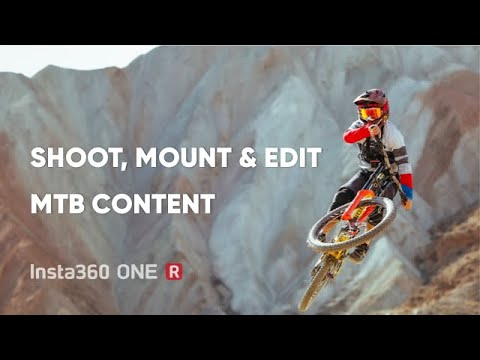 Insta360 ONE R: How to Mount, Shoot and Edit MTB Content
