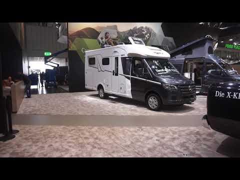 Mercedes RVs at Caravan Salon Dusseldorf