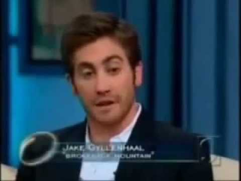 Oprah Interview -  Jake Gyllenhaal and Heath Ledger, Anne Hathaway & Michelle Williams - Part 1/2