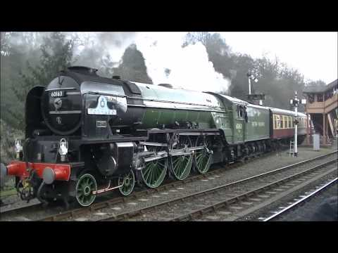 Severn Valley Railway Spring Steam Gala 2018