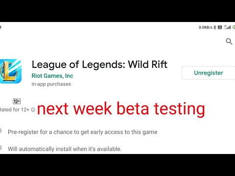 League Of Legends Mobile Beta Apkpure