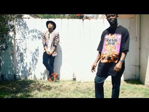 "NxWorries (Anderson.Paak & Knxwledge) ""Suede"" – Official Video"