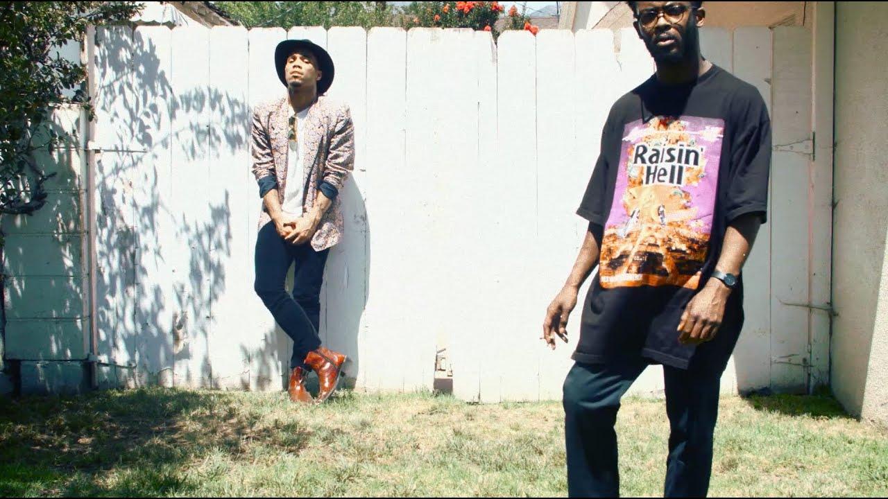 NxWorries - Suede ft. Knxwledge & Anderson Paak