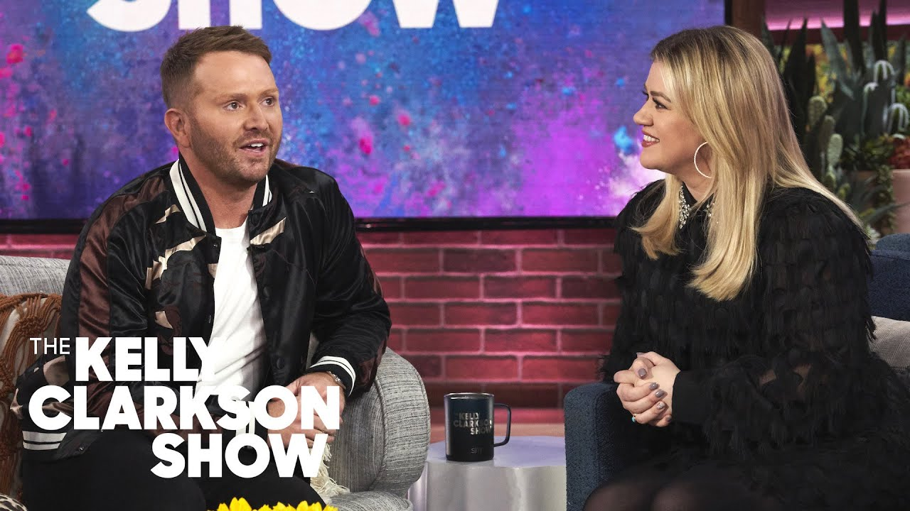 Shane McAnally Jokes That His Kids Only Know Kelly Clarkson As 'River's Mom'