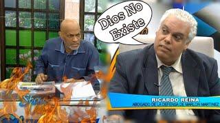 Abogado de Marlon Martinez dice firmemente que Dios no existe en entrevista para El Show De Nelson