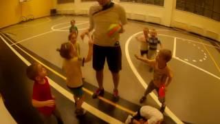 Лицей Иннополис. Java-обучение. Спортзал. Волейбол