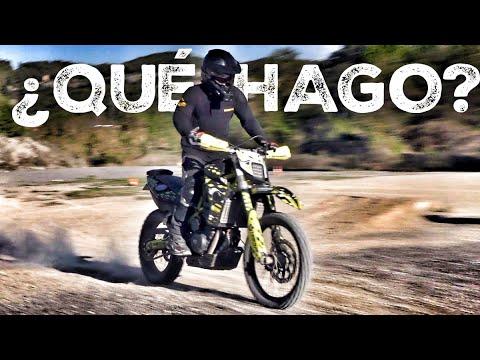 Download Mi NUEVA MOTO puede ser ESTA / Prueba OFFROAD y paseo X el MADRID donde VIVÍ  (S19/E09)   SINEWAN