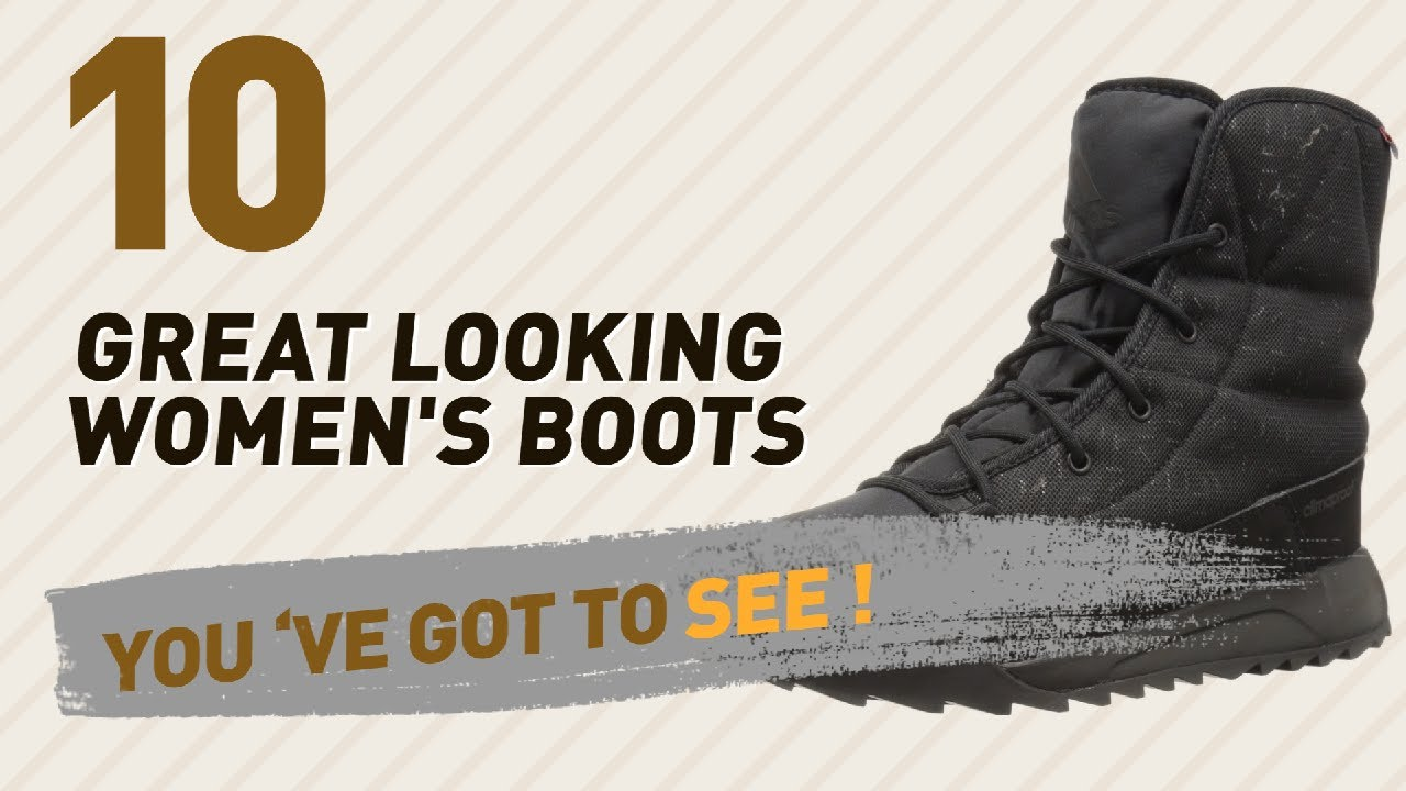 4ef64e6ee1420 Adidas Womens Boots Collection    New   Popular 2017 - YouTube