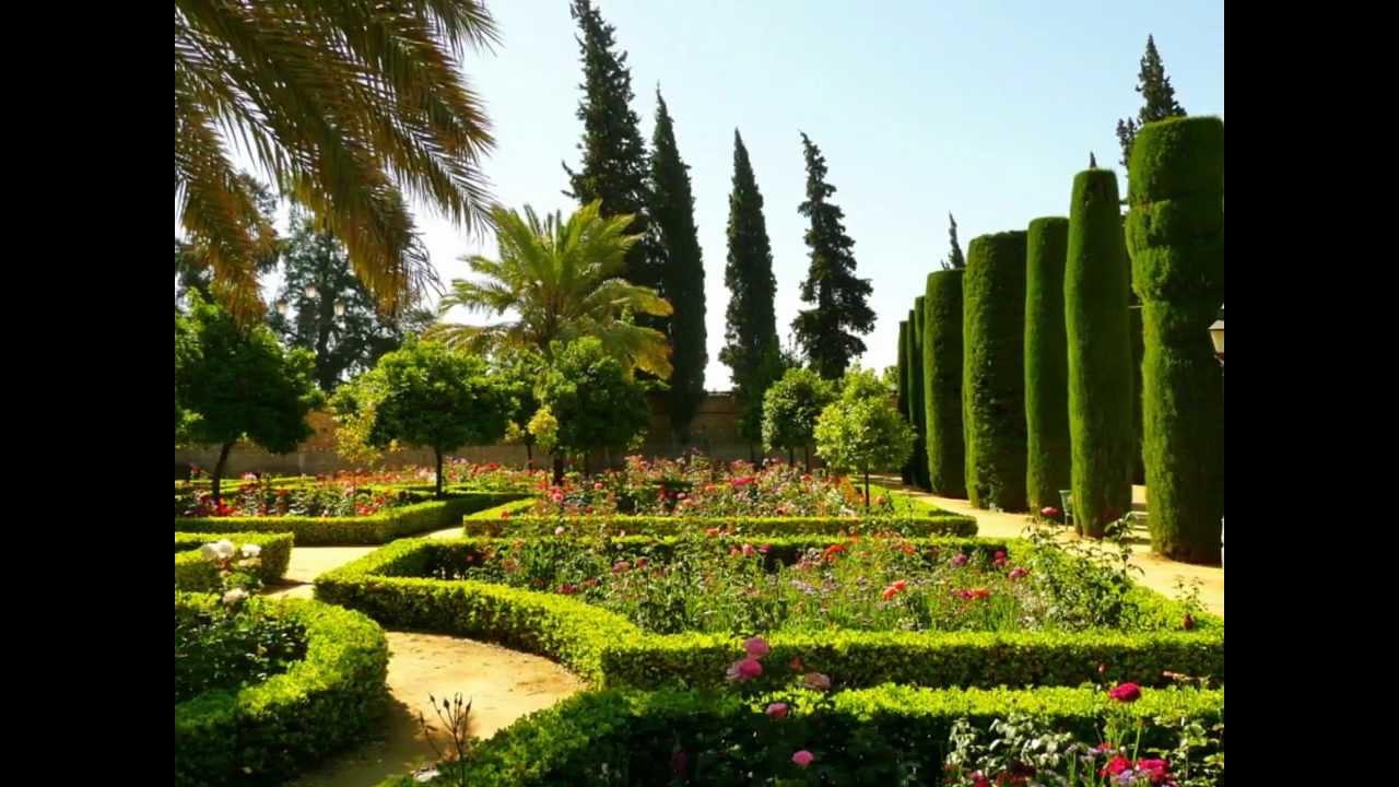 C rdoba spain los jardines del alc zar de los reyes for Los jardines del califa