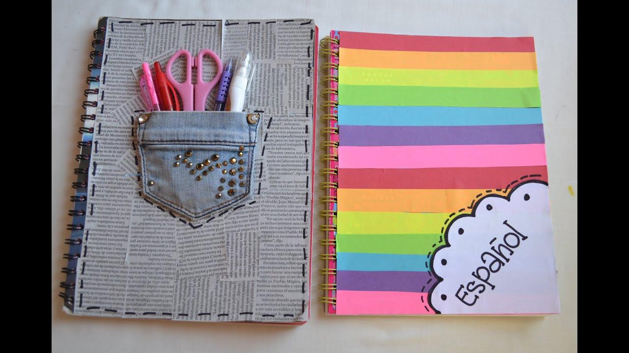 Portadas Para Cuadernos Decora Tus Libretas Con Dibujos: Imagenes Para Decorar Cuadernos Decora Tus Cuadernos