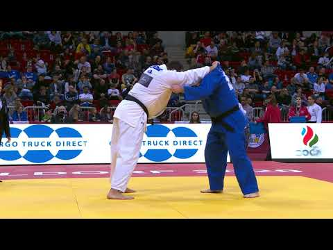 Dusseldorf Grand Slam 2020 / Quarter-Final +100 kg