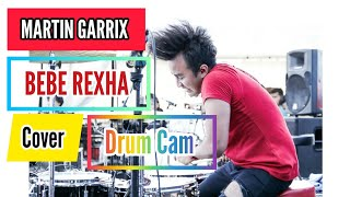 MARTIN GARRIX & BEBE REXHA - IN THE NAME OF LOVE - COVER (DRUM CAM) BY SYDERA
