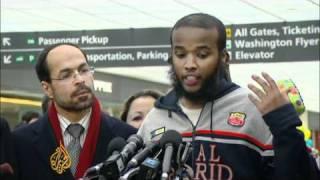 US teen held in Kuwait returns home