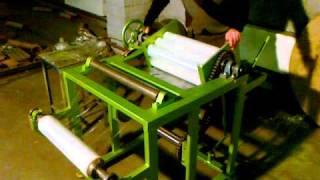 MAXPACK-V упаковка стрейч-пленки вместо гофрокороба(Упаковочный станок работает без технических требований к помещению и персоналу, производительность 45сек/у..., 2011-01-26T11:39:45.000Z)