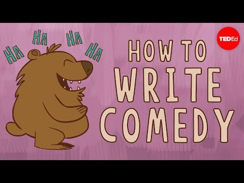 How to make your writing funnier - Cheri Steinkellner