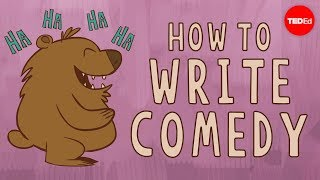 How to make your writing funnier - Cheri Steinkellner thumbnail