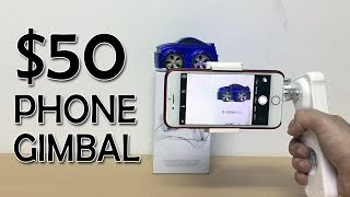 Cheap Gimbal for smartphones | XCAM Creative Sight 2 complete review with sample videos | Banggood