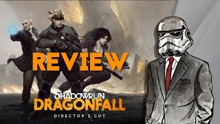 shadowrun: Dragonfall Review  BoukenJima