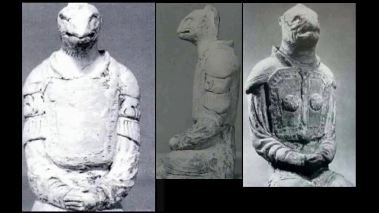 The World Once Worshiped Reptilian Overlords | | Revelation Now