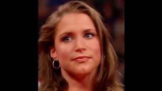 WWE Stephanie McMahon SEXY HOT highlights HIGH