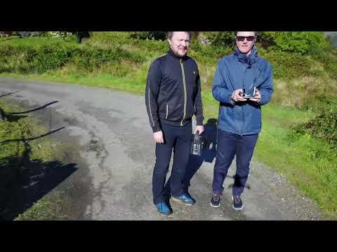 Leach and Strachur Drone