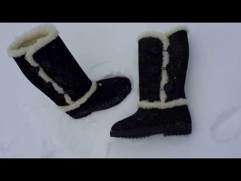 """Женские зимние сапоги """"Афродита"""" на натуральной овчине. Хит сезона 2014 годаиз YouTube · С высокой четкостью · Длительность: 17 с  · Просмотров: 420 · отправлено: 21.01.2014 · кем отправлено: Хорошая Обувь"""