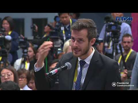 Press Briefing of Canadian Prime Minister Justin Trudeau 11/14/2017