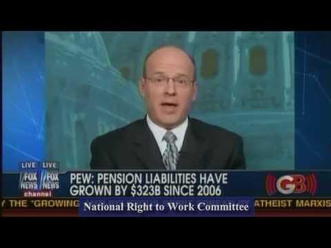 Glenn Beck Show Exposes Big Labor Stranglehold Over Taxpayers