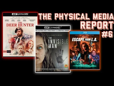 Download THE INVISIBLE DEER - THE PHYSICAL MEDIA REPORT: EPISODE 6