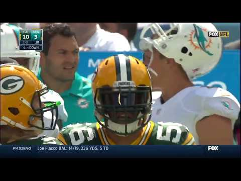 2014 Week 6 Packers Dolphins Condensed