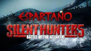 Silent Hunter 5 - #1 Primera caza en costas britanicas - Gameplay español
