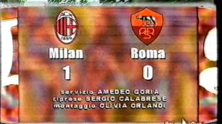 Serie A 2003/2004: AC Milan vs AS Roma 1-0 - 2004.05.02 -