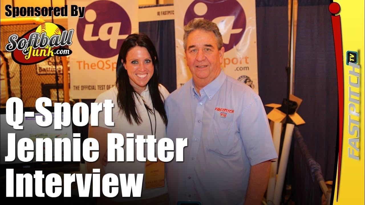 The Q Sport - Jennie Ritter Interview