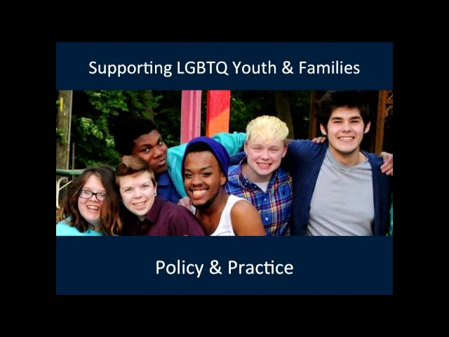 Master Session: Fostering Equality: Justice for All Youth and Families