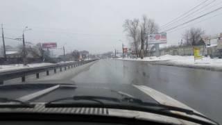 Волга 24 с мотором от газ 53