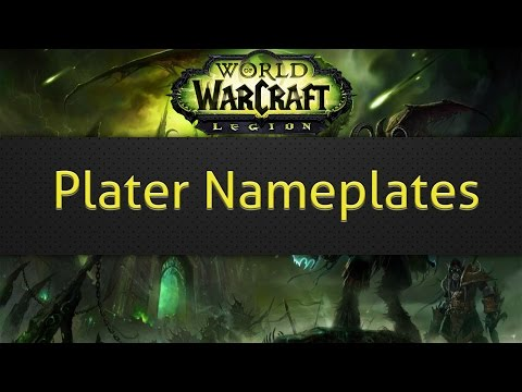 Plater Nameplates (WoW addon)