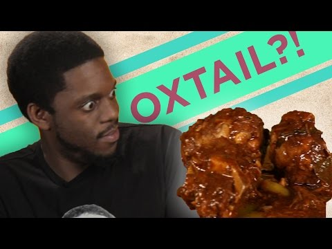 Can These 8 Americans Handle Caribbean Food?