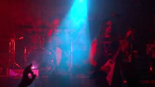 Satanic Warmaster - Eaten By Rats (Live at Midwinter Evening III)