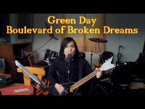Green Day - Boulevard of Broken Dreams (acoustic cover)
