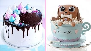 How To Make A Chocolate Cake Decorating - Amazing Cakes Decorating Videos Compilation 2018