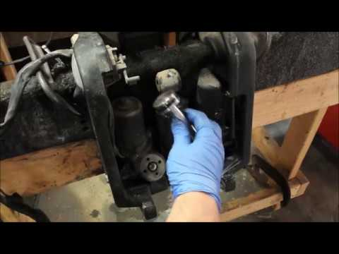 How To Reseal The Power Tilt's Trim Cylinders (Johnson/Evinrude)