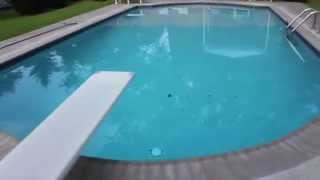Pool Plaster Churchville PA - StoneScapes Aqua Blue